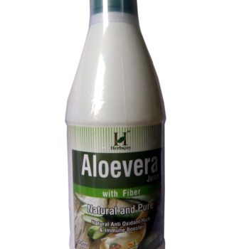 Aloe Vera Juice with Fiber – 500ML