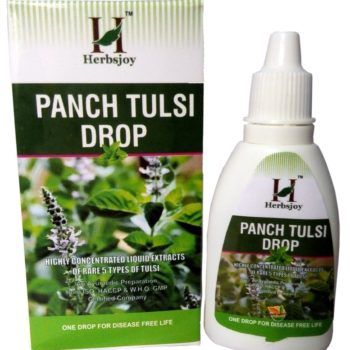 Panch Tulsi Drops 30 ML (Pack of Three)