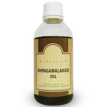 Bhringamalakadi Oil (Certified Organic) 200ml
