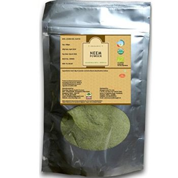 Certified Organic Neem Powder 200gms