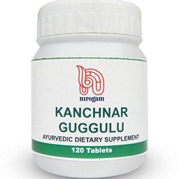 Kanchnar Guggulu – 120 Tablets