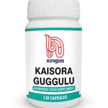 Kaisora Guggulu 120 Tablets