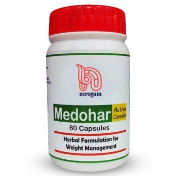 Medohar Active Capsules 60 Capsules