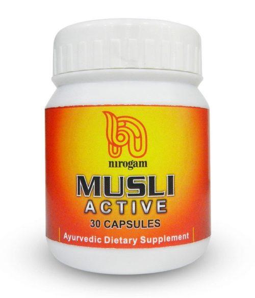 Musli Active Capsules