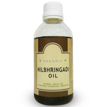 Nilibhringadi Coconut Oil for Hair (Certified Organic)