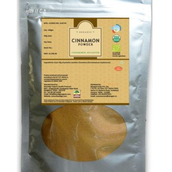 Organic Cinnamon Powder 200gms