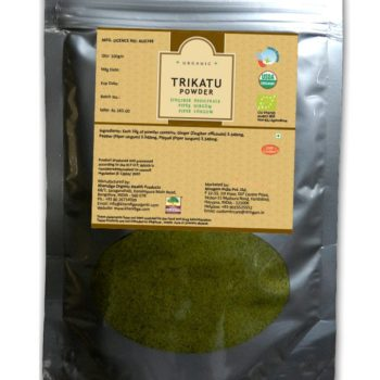 Organic Trikatu Powder