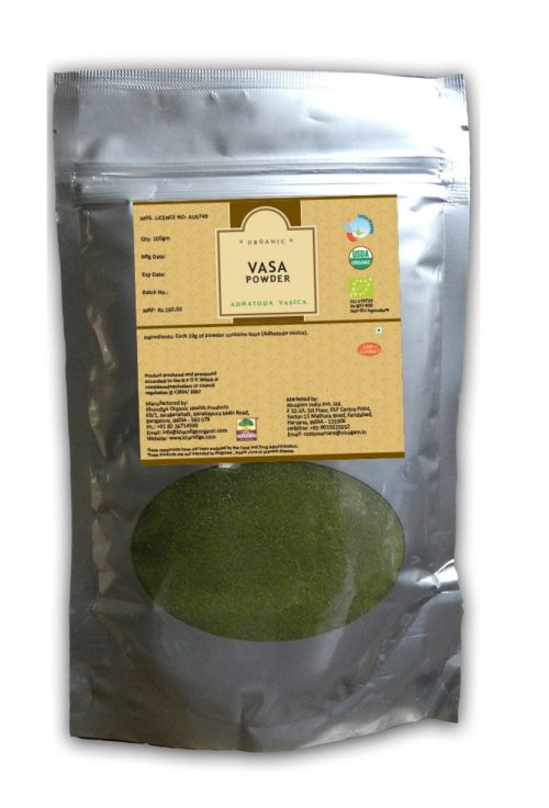 Organic Vasa Powder