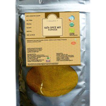 Organic Vata Spice Mix