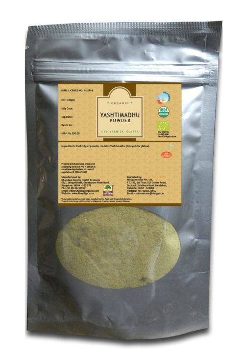 Organic Yashtimadhu Powder
