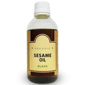 Sesame Oil Black