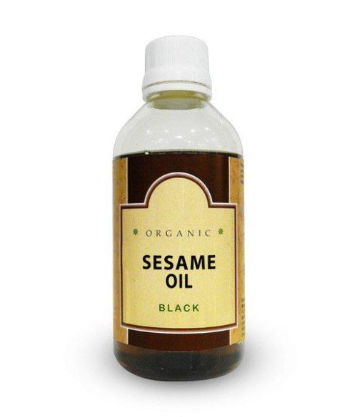 Sesame Oil Black