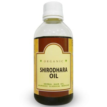 Shirodhara Oil (Certified Organic)