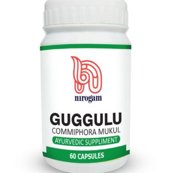 Shudh Guggulu 60 Capsules – for Cholesterol