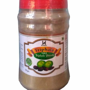 Organic Triphala Churna Powder