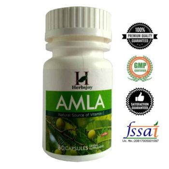 Herbsjoy Amla Pure Extract 500mg (60 No)