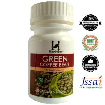 Herbsjoy Green Coffee Bean Extract 500mg (60 No)